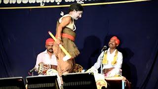 Yakshagana - ಭಂಡಾರಿ - ಜನ್ಸಾಲೆ - ಹಾಸ್ಯ ಚಟಾಕಿ - ಮಾತಲ್ಲೇ ಆಚಾರ್ಯರಿಗೆ ಕಾಲೆಳೆದ ಭಂಡಾರಿಯವರು
