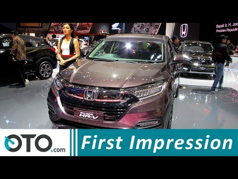 Honda HR-V | First Impression | GIIAS 2018 | OTO.com