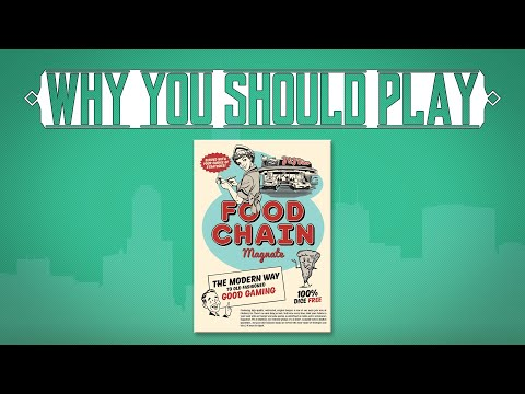 Why You Should Play: Food Chain Magnate