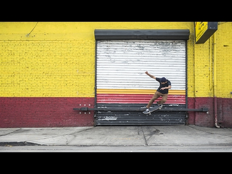 Evandro Martins Making It Happen Part | TransWorld SKATEboarding
