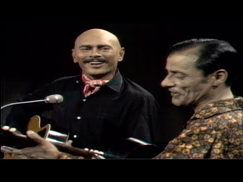 """Yul Brynner """"Two Guitars"""" on the Ed Sullivan Show"""