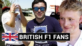 How Much Do British Fans Really Know About F1?
