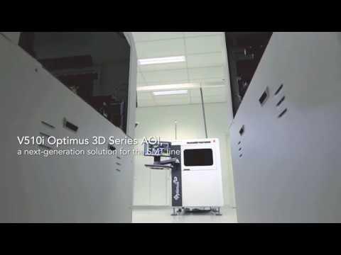 Standard Vitrox Advanced 3D Optical Inspection Machine