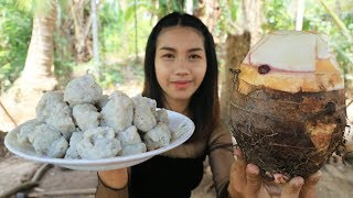 Yummy cooking Taro with Meatball recipe - Cooking skill