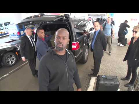 Tbt Kris Jenner Dismisses Silly Bruce Transition Rumors Today Kris Jenner Laughs As Manager Boyfriend Corey Gamble Gets In A Photographers Face