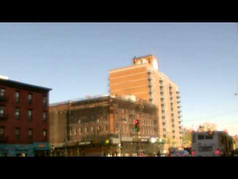 Lenin on the top of New York памятник Ленину