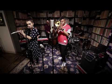 Christian Scott Quintet - Eye of the Hurricane - 5/22/2017 - Paste Studios, New York, NY