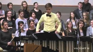 """О Молитва"" (Marimba and Piano)"