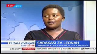SARAKASI ZA LEONAH: Mwanasarakasi mchanga anayesaka usaidizi  | #ZILIZALAVIWANJANI