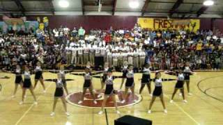 """LCHS Cheer- """"Flawless"""" Routine"""