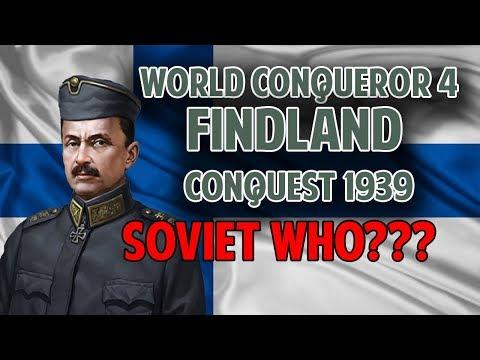 GUIDE] Soviet Union Conquest 1939 World Conqueror 4 Guide