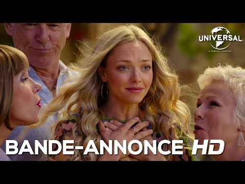 Mamma Mia ! Here We Go Again Universal Pictures International France