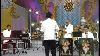 Falling Rain By H M King Bhumibol Adulyadej of Thailand - Bangkok Big Band