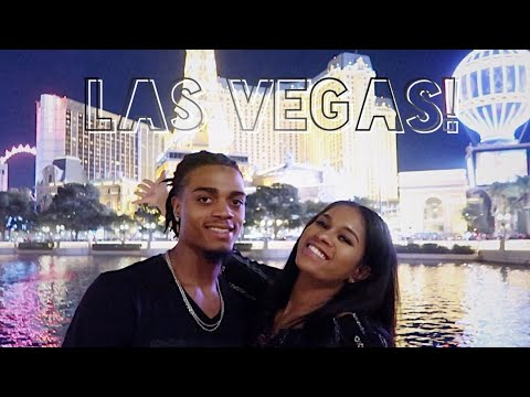 OUR TRIP TO LAS VEGAS!