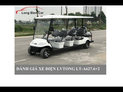Xe điện LT-A627.6+2