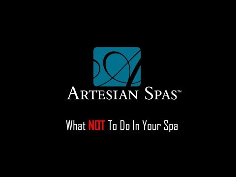 What Not to Do in Your Spa