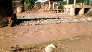 preview picture of video 'Puente Río Lules - 11-03-2015'