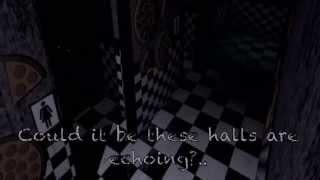 Fnaf The Musical - Night 2 - Lyric Video + Raw Audio