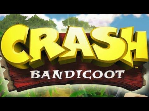 Crash Bandicoot 1 N. Sane Trilogy - Complete 100% Walkthrough (All Gems & Platinum Relics) HD