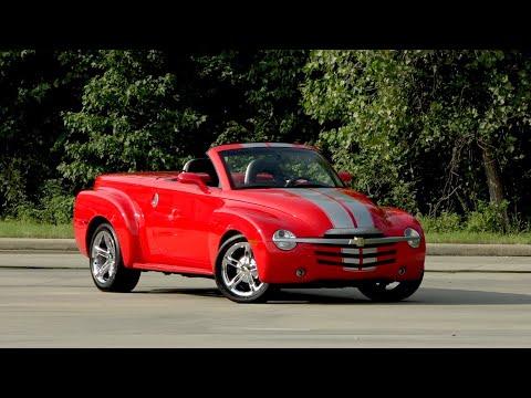 2005 Chevrolet SSR (CC-1387500) for sale in Charlotte, North Carolina