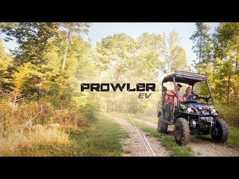 2018 Textron Off Road Prowler EV iS in Marshall, Texas - Video 2