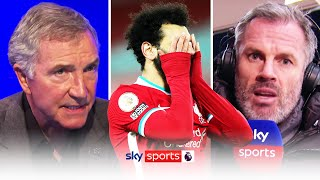 What has gone wrong in Liverpool's title defence so far?   Jamie Carragher & Graeme Souness