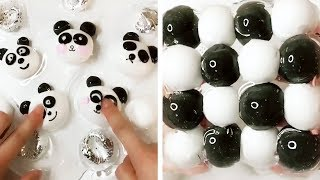 The Most Satisfying Slime ASMR Videos | Relaxing Oddly Satisfying Slime 2019 | 134