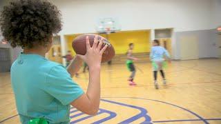 Using Athletics to Teach Social and Emotional Skills