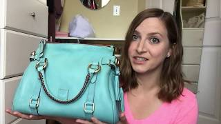 *HOW TO* Tell The Different Dooney & Bourke Small Satchels From One Another