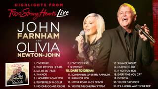 John Farnham & Olivia Newton-John | Two Strong Hearts | Album Sampler