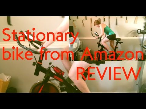 ★★★★★ OneTwoFit Exercise Bike Review – Cycling Spinning Bike Home Gym Cardio Training Workout