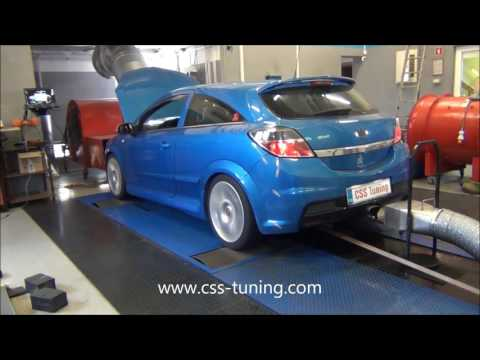 Opel Astra OPC 2.0T 240 HP Stage 2 Chip Tuning
