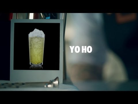 Video YO HO DRINK RECIPE - HOW TO MIX