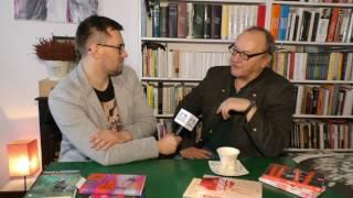 """Janusz Leon Wiśniewski O """"Samotności W Sieci"""" I Jej Kontynuacji."""