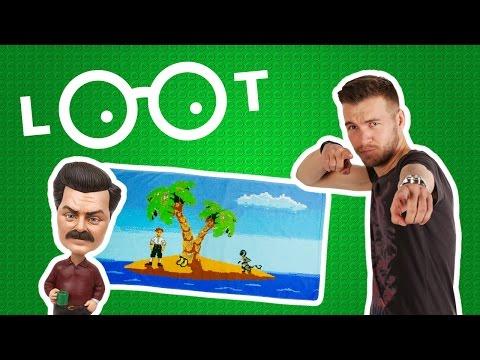 Doctor Who, Monkey Island und Star Wars - Lööt #2- GIGA GAMES