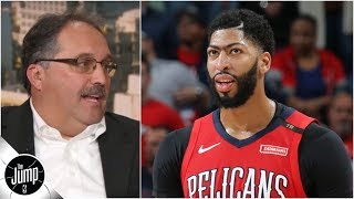 Pelicans should absolutely not trade Anthony Davis right now - Stan Van Gundy | The Jump