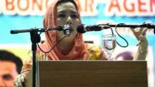 20110220 Umi Hafilda dedahkan kegiatan seks Anwar