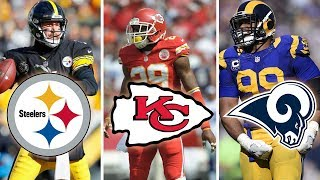 Every NFL Teams Most Likely Hall of Famer (Current Players)