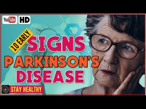 Video 10 Early Warning Signs and Symptoms of Parkinson's Disease You Should Know