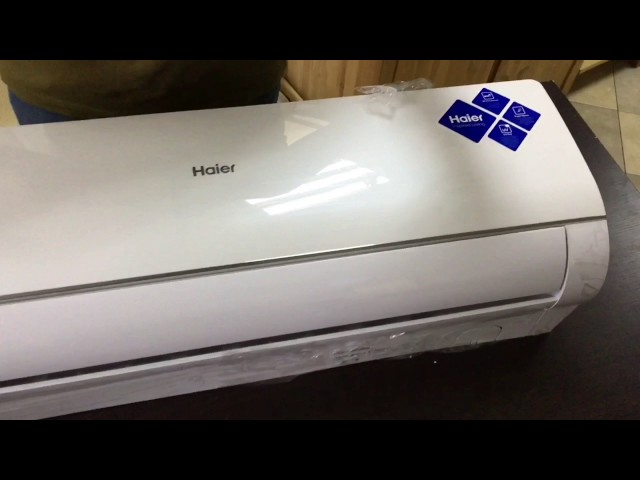 Обзор Haier Lightera DC Inverter