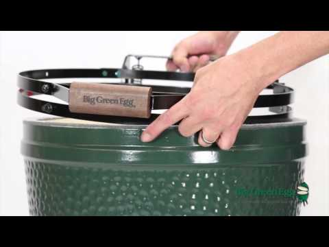 Video Monteren van Big Green Egg Medium