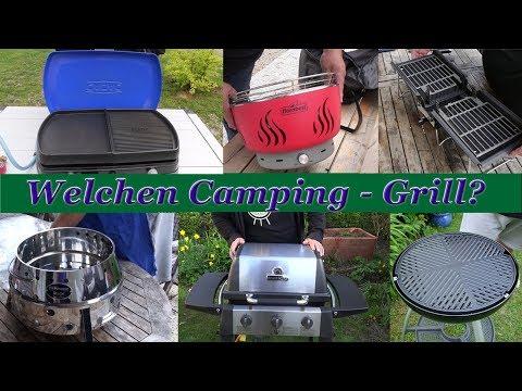 #307: Welchen Camping-Grill brauche ich?
