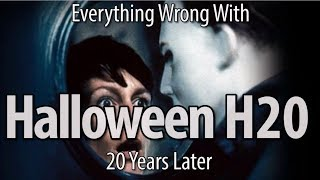 Everything Wrong With Halloween H20: 20 Years Later
