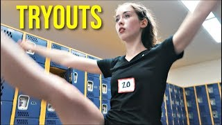 CHEER TRYOUTS *never done cheerleading before