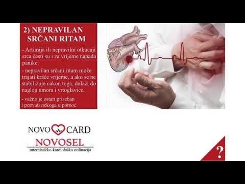 Hipertenzija kao simptom hipertenzivne bolesti