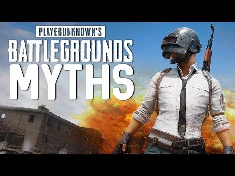PLAYERUNKNOWN'S BATTLEGROUNDS Myths Vol.1