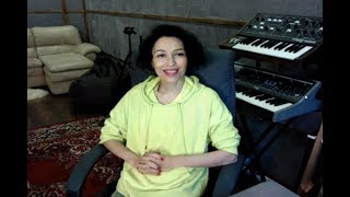 Музыка - моя душа. Как петь осознанно? Нани Ева, Камиля Саитова
