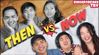 Singaporeans Try: TSL OGs React to Old TSL Videos!