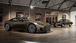 YouTube Video UFm6XH1u49Q for Product Aston Martin DBS Superleggera Volante (GT) by Company Aston Martin in Industry Cars