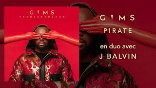 GIMS   Pirate En Duo Avec J Balvin (Audio Officiel)